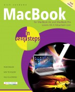 MacBook in easy steps, 3rd edition – covers OS X Mountain Lion