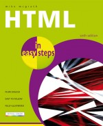 HTML in easy steps, 6th edition