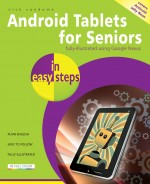 Android Tablets for Seniors in easy steps