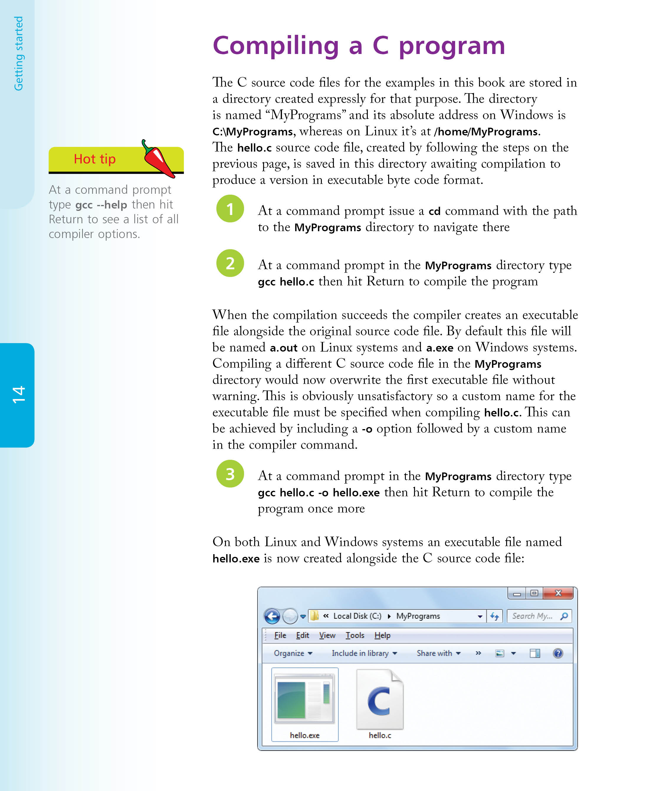 In Easy Steps C Programming in easy steps, 4th edition - In Easy Steps
