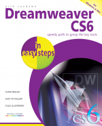 Dreamweaver CS6 in easy steps – ebook (PDF)