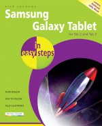 Samsung Galaxy Tablet in easy steps –  for Tab 2 and Tab 3 (covers Android Jelly Bean)