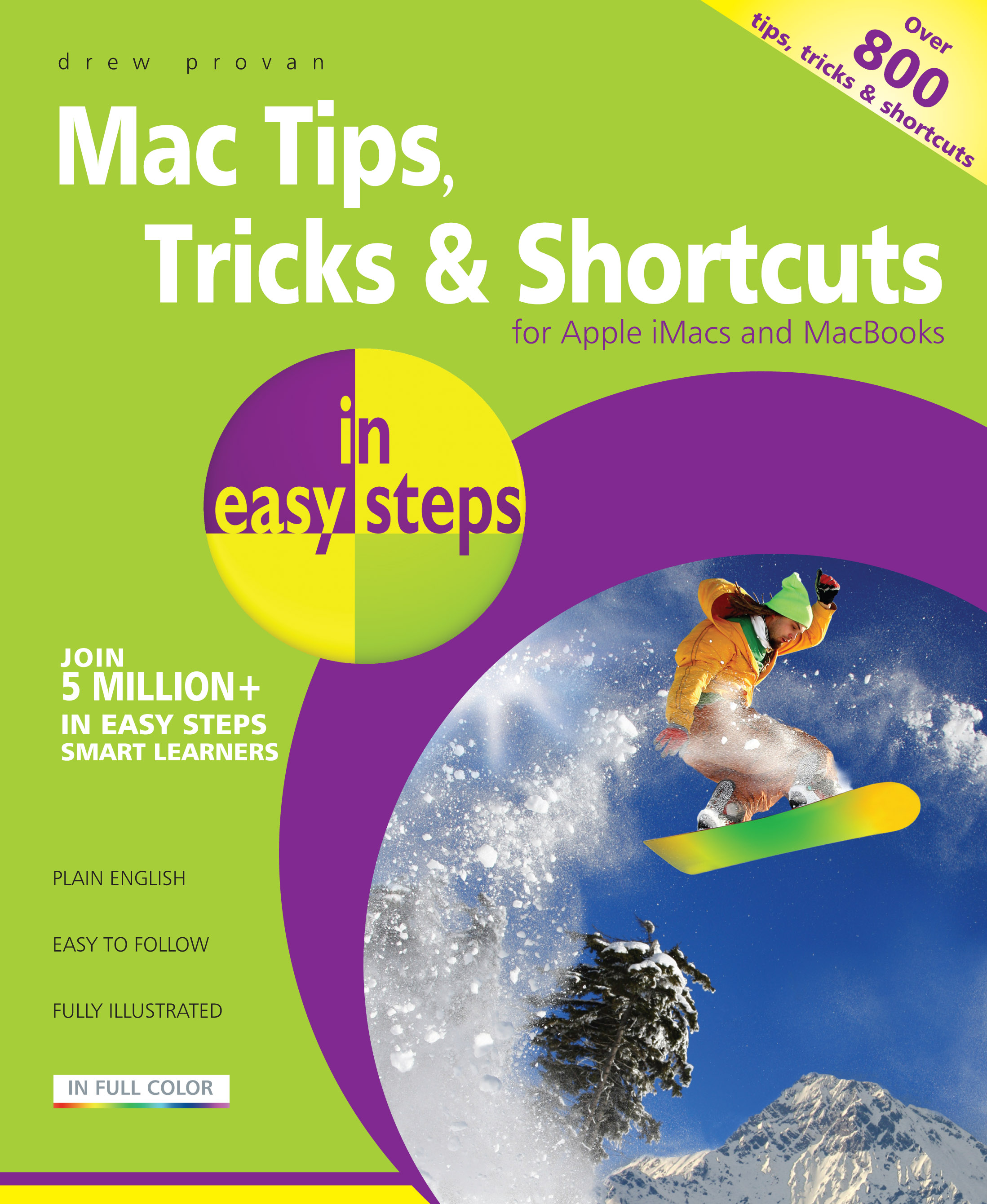 9781840786071 Mac Tips, Tricks & Shortcuts 2nd Edition