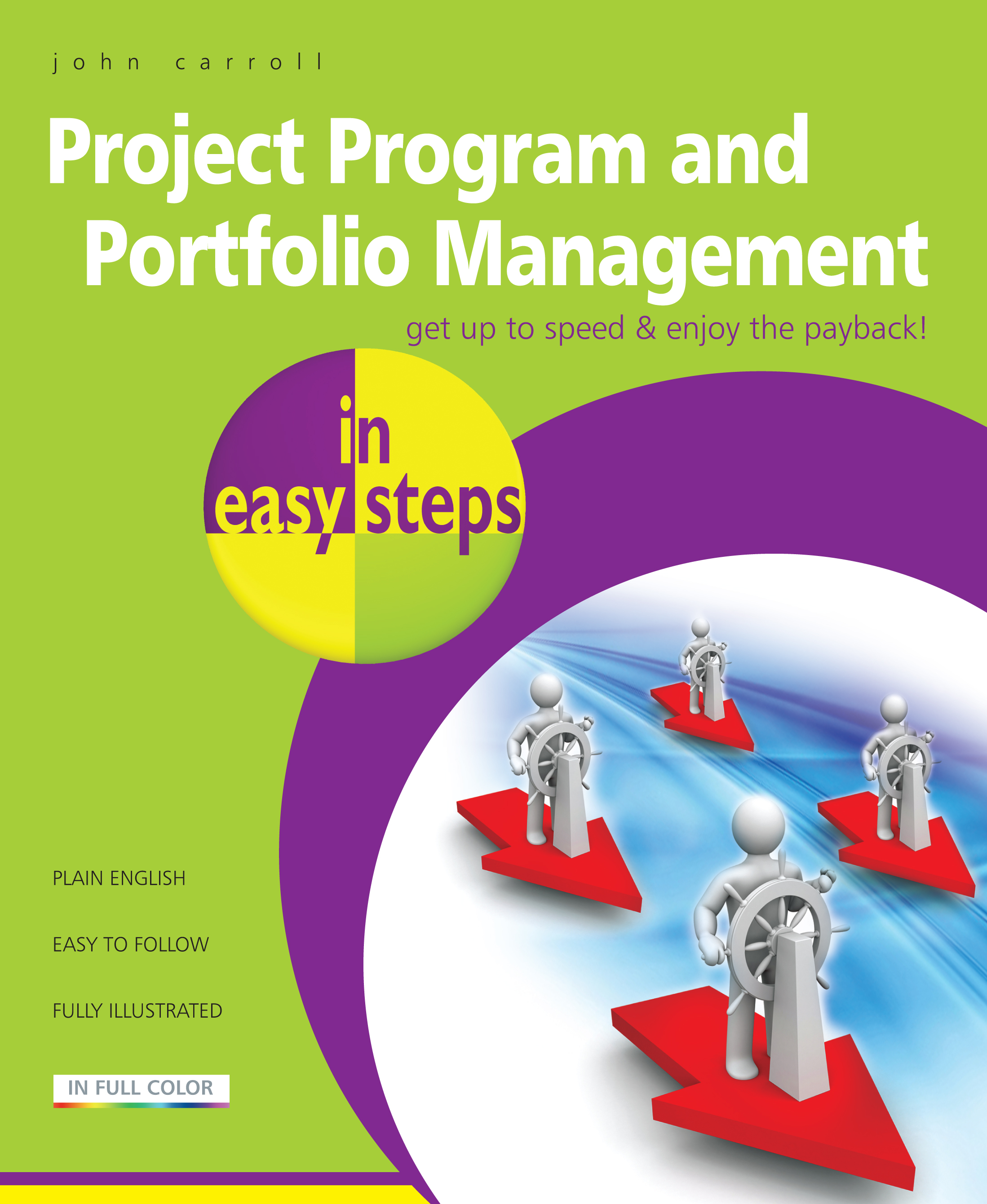 9781840786262 Project Program and Portfolio Management in easy steps