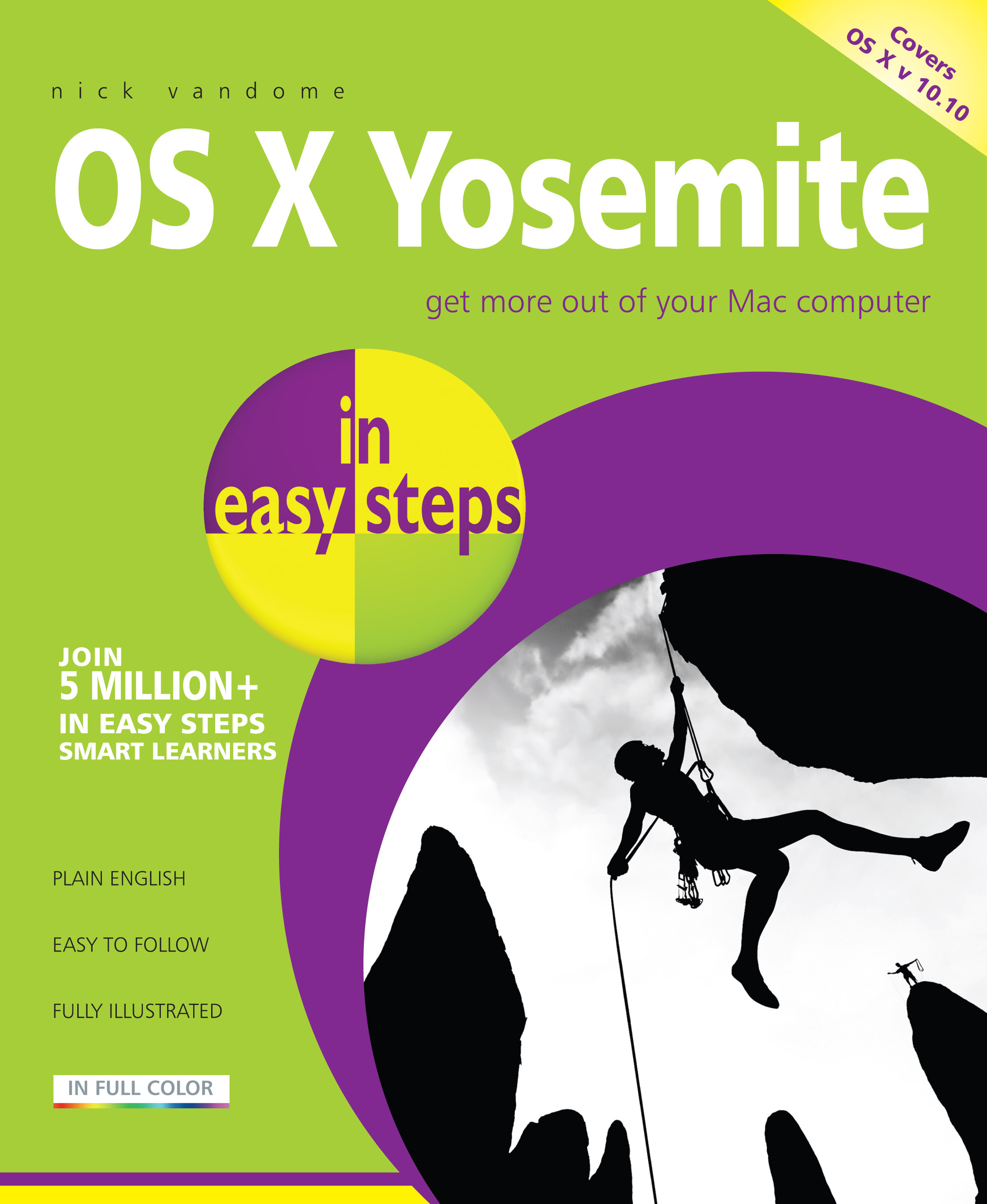 OS X Yosemite in easy steps 9781840786354