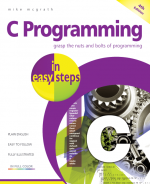 C Programming in easy steps, 4th edition – ebook (PDF)