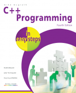 C++ Programming in easy steps, 4th edition – ebook (PDF)
