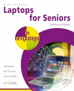 Laptops for Seniors in easy steps, Windows 8 edition – ebook (PDF)