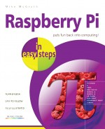 Raspberry Pi in easy steps – ebook (PDF)