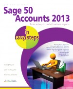 Sage 50 Accounts 2013 in easy steps – ebook (PDF)