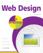 Web Design in easy steps, 5th edition – ebook (PDF)