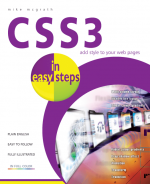 CSS3 in easy steps – ebook (PDF)