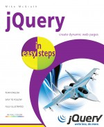 jQuery in easy steps – ebook (PDF)