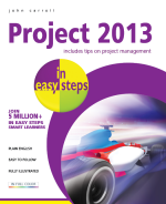 Project 2013 in easy steps – ebook (PDF)