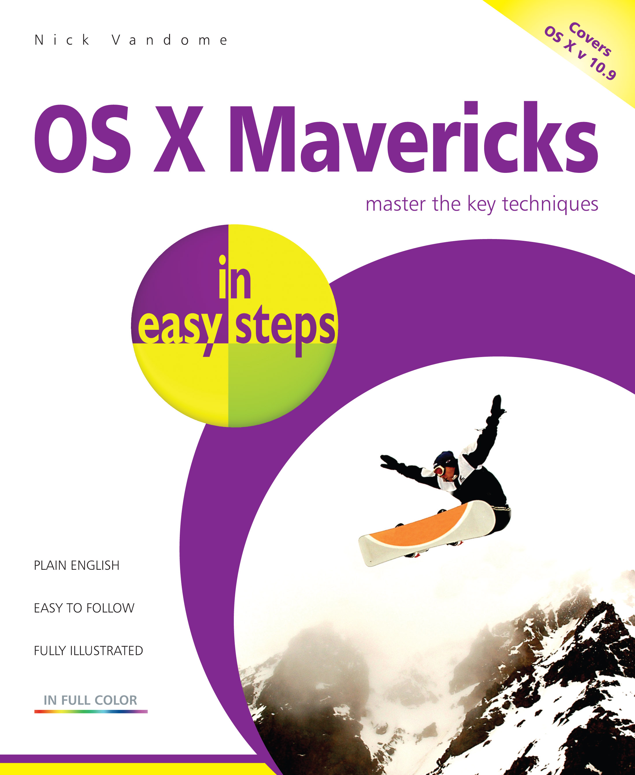 OS X Mavericks in easy steps 9781840786026 PDF