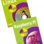 Linux in easy steps and Raspberry Pi in easy steps