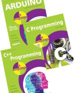 Arduino in easy steps, C Programming in easy steps and C++ Programming in easy steps – SPECIAL OFFER