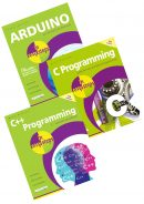 Arduino in easy steps, C Programming in easy steps and C++ Programming in easy steps – SPECIAL OFFER