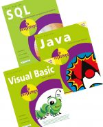 SQL in easy steps, Java in easy steps, Visual Basic in easy steps – SPECIAL OFFER