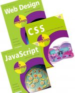 Web Design in easy steps, CSS in easy steps and JavaScript in easy steps – SPECIAL OFFER