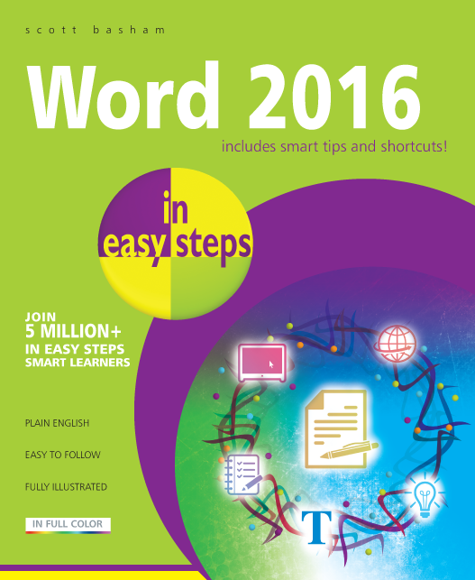 Word 2016 in easy steps 9781840786521