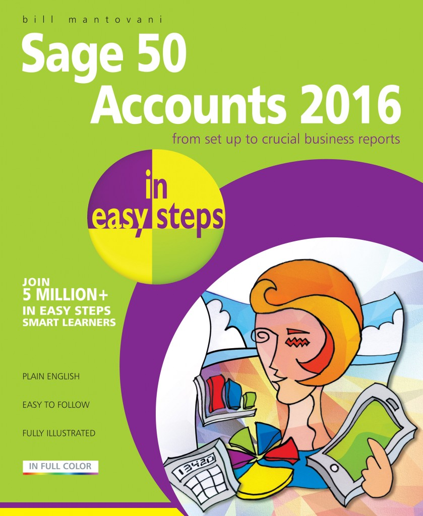 In Easy Steps Sage 50 Accounts: Setting up Prepayments and