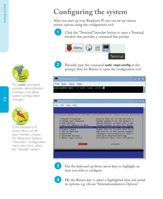 In Easy Steps Raspberry Pi 3 in easy steps - In Easy Steps