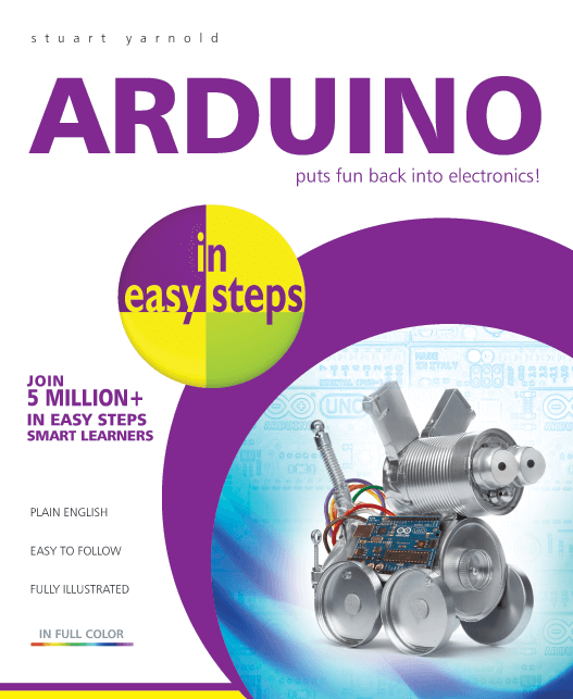 Arduino in easy steps ebook PDF