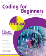 Coding for Beginners in easy steps – basic programming for all ages – ebook (PDF)