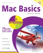 Mac Basics in easy steps, 3rd edition – covers OS X Yosemite – ebook (PDF)