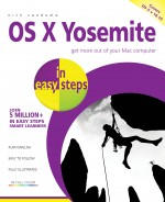 OS X Yosemite in easy steps – covers OS X 10.10 – ebook (PDF)