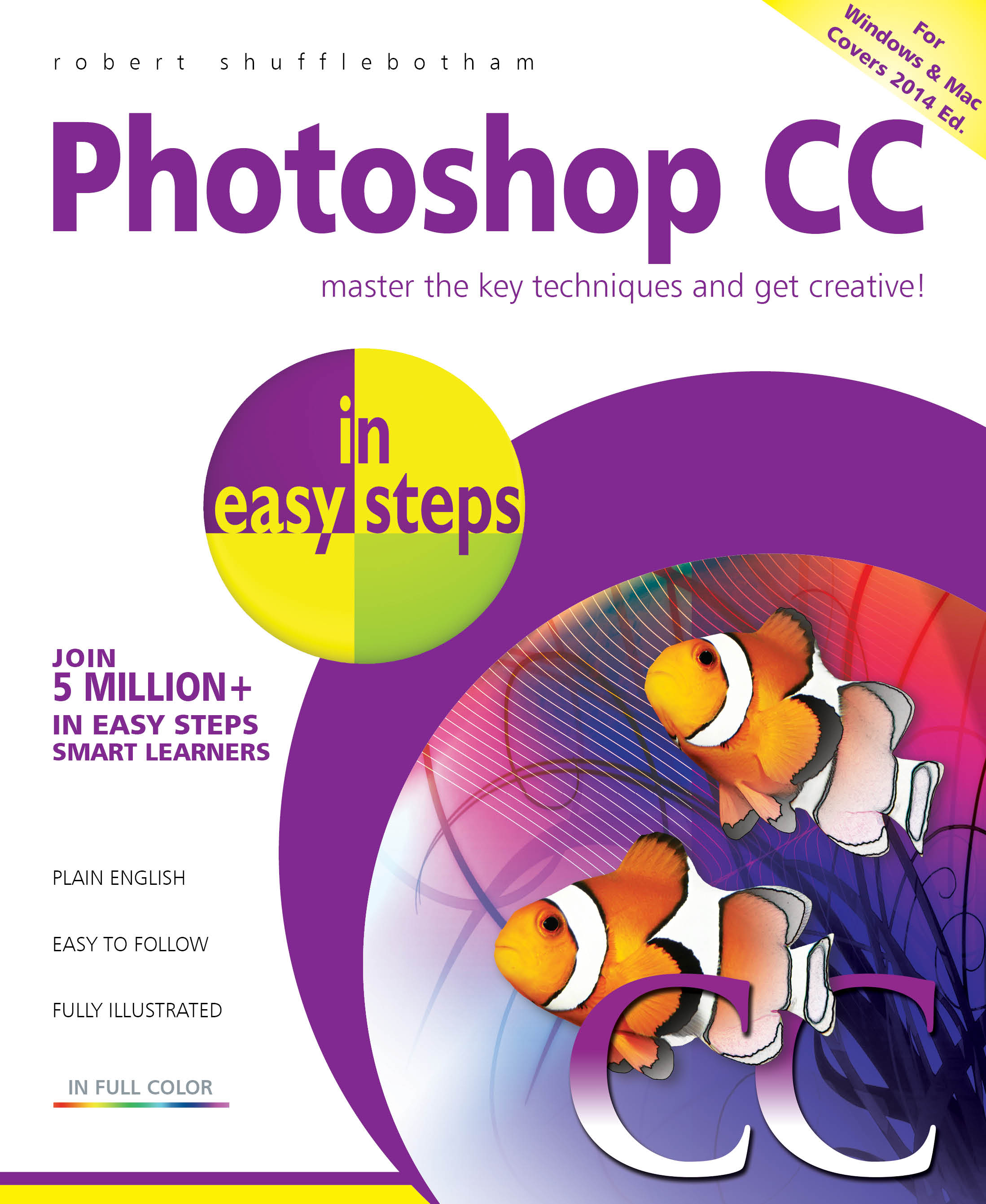 Photoshop CC in easy steps PDF