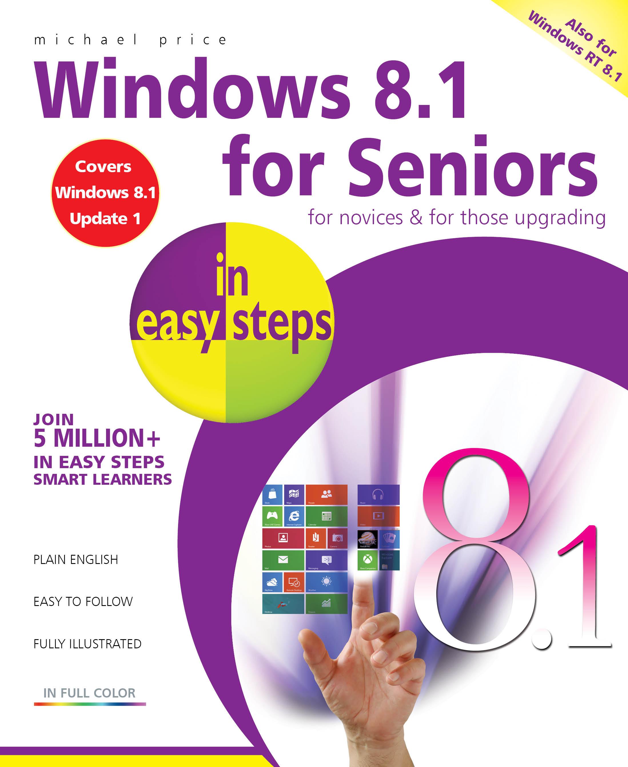 Windows 8.1 for Seniors in easy steps PDF