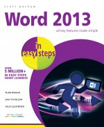 Word 2013 in easy steps – ebook (PDF)