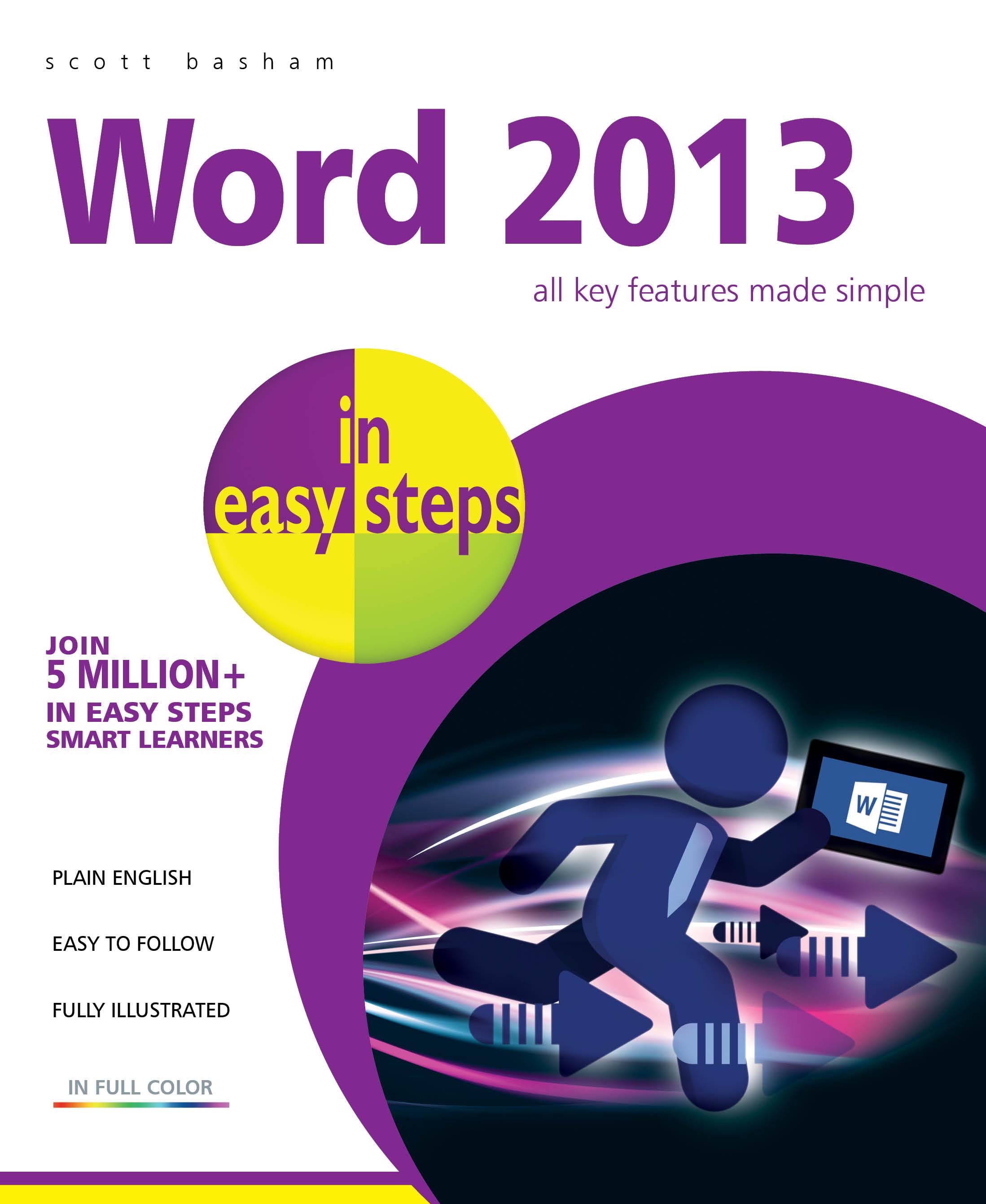 Word 2013 in easy steps PDF