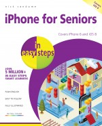iPhone for Seniors in easy steps – covers iPhone 6 and iOS 8 – ebook (PDF)