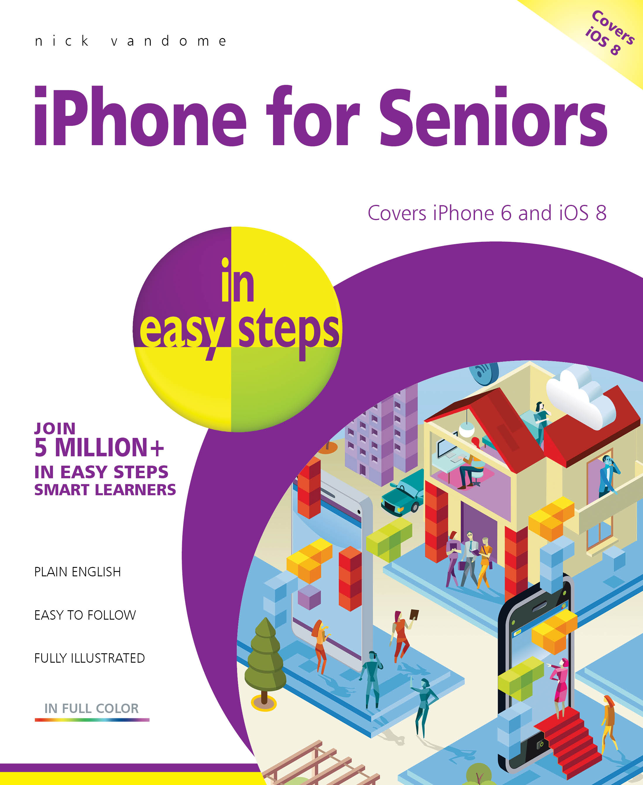 iPhone for Seniors in easy steps PDF