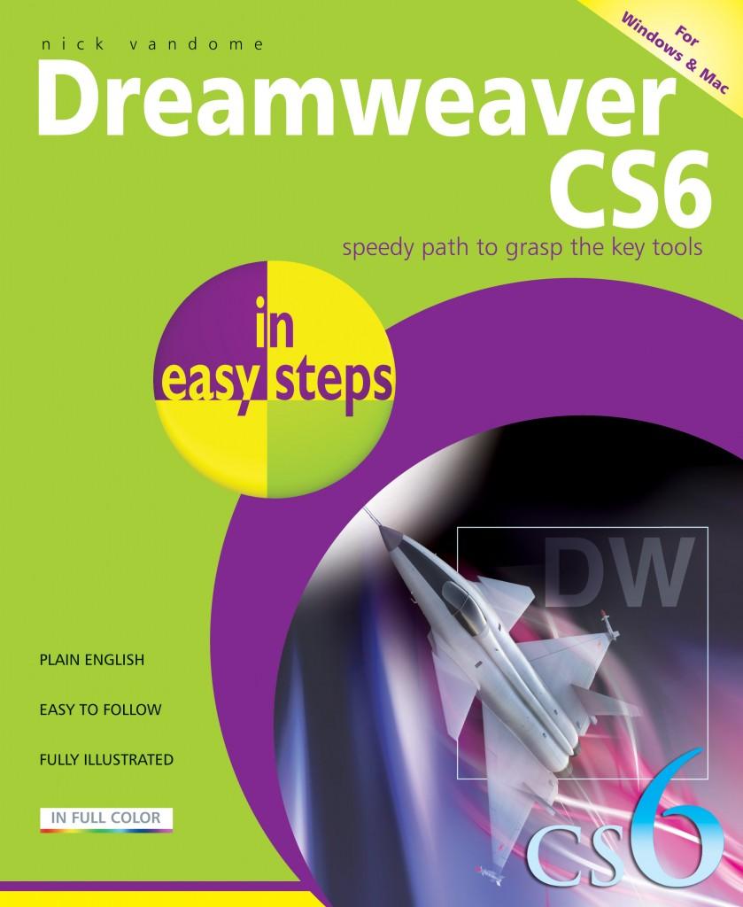 9781840785586 Dreamweaver CS6