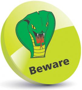 Beware-New