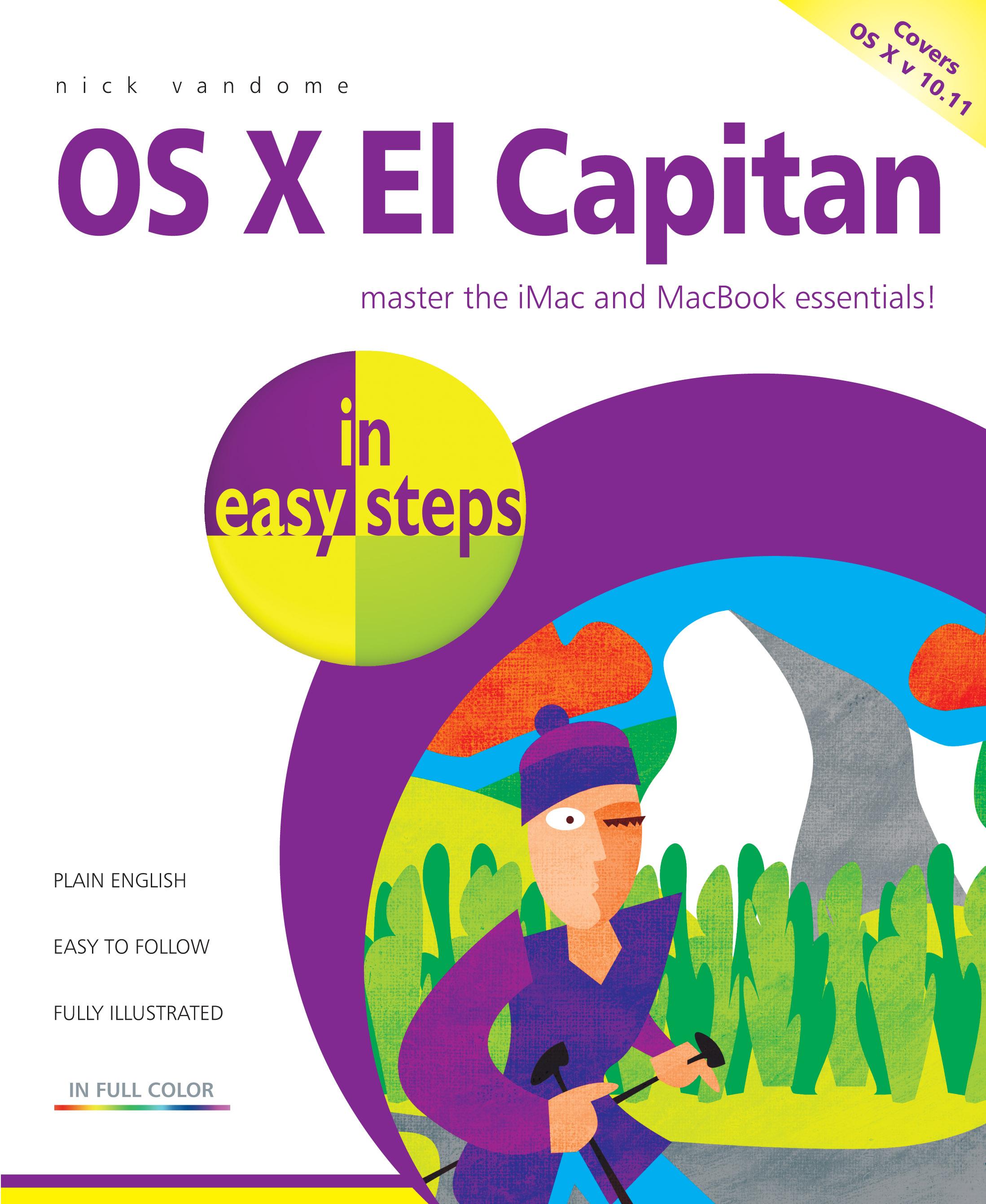 OS X El Capitan PDF 9781840786958