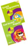 Scratch Programming in easy steps & Cool Scratch Projects in easy steps – SPECIAL OFFER