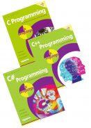 C Programming in easy steps, C++ Programming in easy steps and C# Programming in easy steps – SPECIAL OFFER