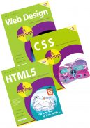 Web Design in easy steps, CSS3 in easy steps, and HTML5 in easy steps – SPECIAL OFFER