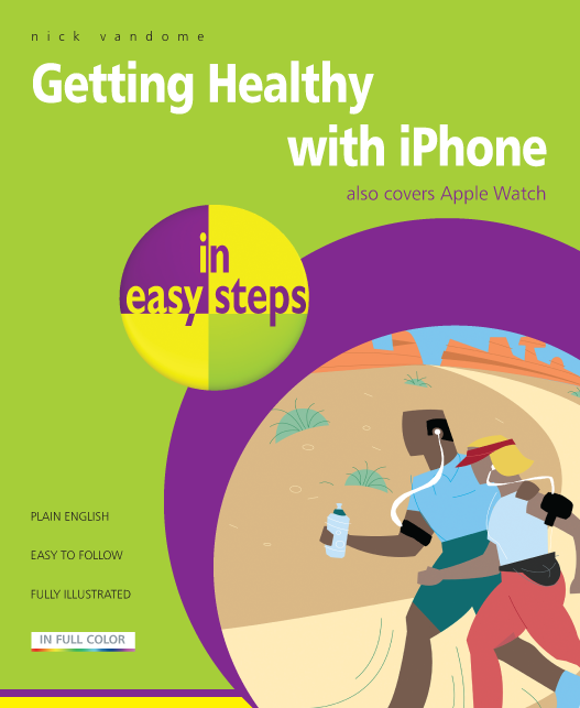 Getting Healthy with iPhone in easy steps 978184078735