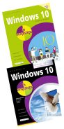 Windows 10 in easy steps, 3rd Ed  and Windows 10 in easy steps, Special Edition, 2nd Ed – SPECIAL OFFER