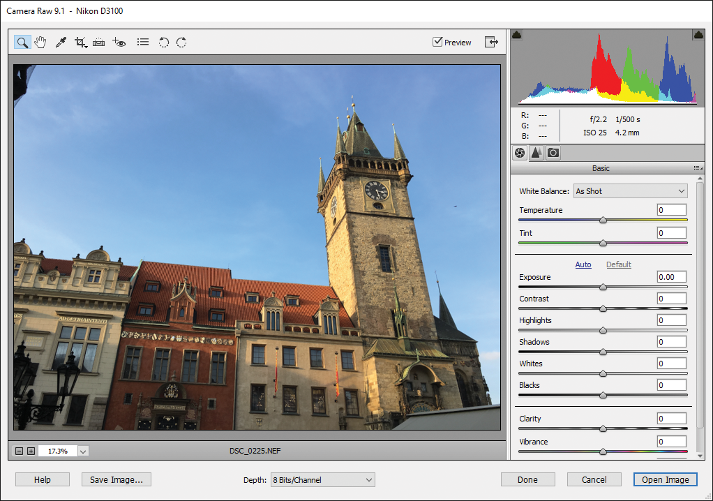 In Easy Steps Photoshop Elements: Importing RAW Images - In