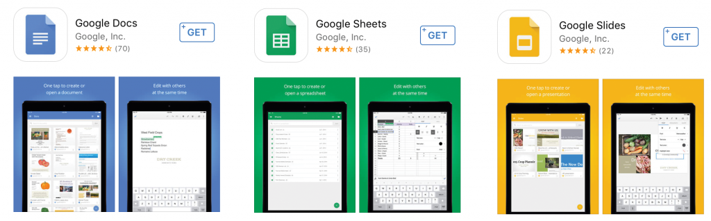 In Easy Steps Productivity on the iPad - Google Apps - In Easy Steps