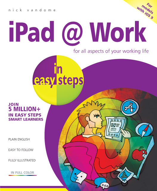 iPad at Work in easy steps 9781840787283