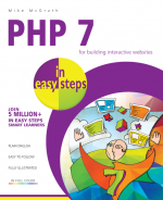 PHP 7 in easy steps – ebook (PDF)