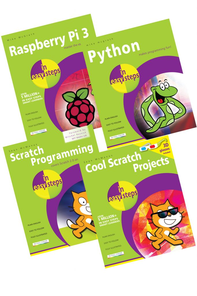 Raspberry pi 3 in easy steps pdf download